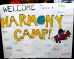 Harmony Camp Poster